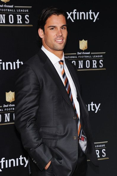 Eric Decker I'm now a football fan.  Sure it's for the wrong team, but so what.