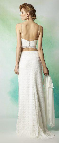 gefunden bei HAPPY BRAUTMODEN Brautkleid Hochzeitskleid Vintage Boho ...