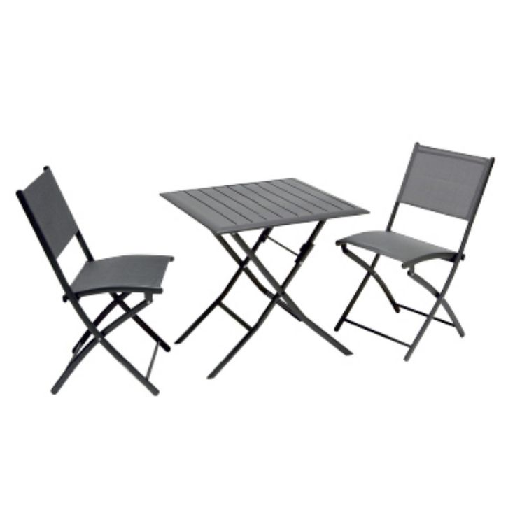 mesa plegable de aluminio xxcm silla plegable de metal polister y pvc