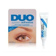 Cola Para Cílios falsos DUO anti-sensível hipoalergênico Maquiagem À Prova D' Água Adesivo Cílios cola (cola branca) por atacado alishoppbrasil