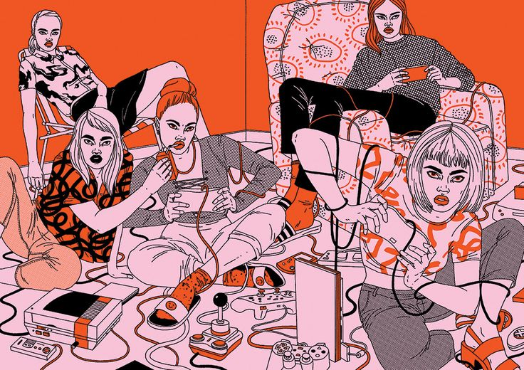We are longtime fans of Laura Callaghan's illustrations. It's hard not to get sucked into her '80's influenced aesthetic. Purple haired women jog in b...