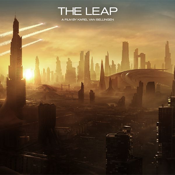 The Leap, a dystopian short film by Karel Van Bellingen. Simon Merrells