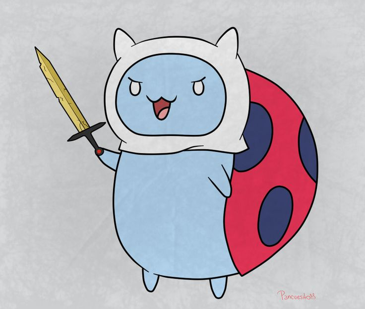 Catbug from bravest warriors