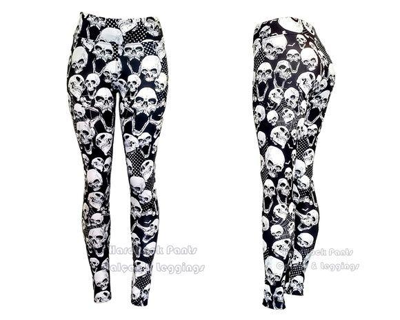 Legging Zombie Skulls | Produto exclusivo - PRÉ VENDA | Exclusive design by HardRock Pants | hardrockpants.loja2.com.br | facebook.com/hardrockpants | pinterest.com/hardrockpants | #calça #legging #estampada #CinturaAlta #caveiras #cranio #zumbis #zombie #skull #ZombieSkulls #printed #leggings #exclusiva #novidade #HardRockPants