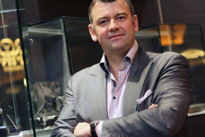 Guillaume Tetu Unveils The Hautlence Vortex, The Brand's New Concept D'Exception