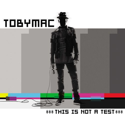 "Tobymac This Is Not A Test on Vinyl 2LP 2016 Grammy Award Winner! Best Contemporary Christian Music Album 2015 Released Double LP! First Studio Album Since the 2012 Grammy-Winning ""Eye On It""! The fir"