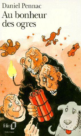 Malaussène t.1 - Au bonheur des ogres, La Fée Carabine, La Petite Marchande de prose,  Monsieur Malaussène, Des chrétiens et des maures, Aux fruits de la passion.
