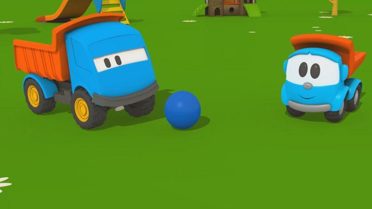 Cartoni Animati per Bambini - Leo il Camion Curioso: alla ricerca di un amico