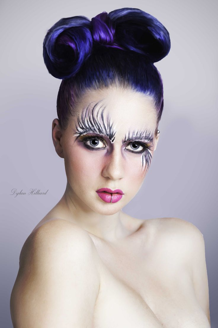17 best images about avant garde wedding hairstyles on pinterest