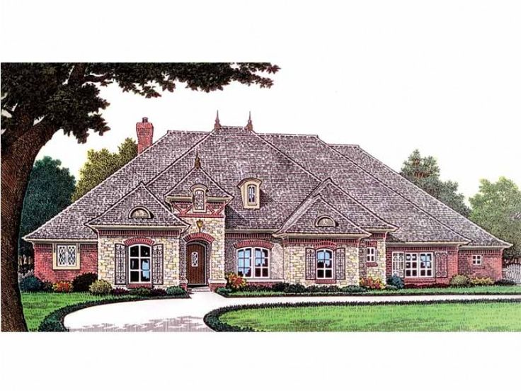 french country house plan with 3349 square feet and 3 bedrooms from dream home source