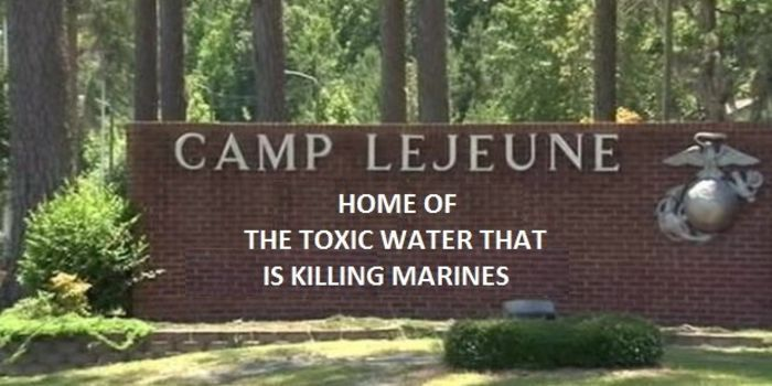 Toxic chemicals in this military base's drinking water has caused cancer for our veterans. Demand VA disability benefits now! (72032 signatures on petition) http://www.thepetitionsite.com/434/961/483/demand-for-an-immediate-solution-to-help-the-poisoned-veterans-and-dependants-of-camp-lejeune/?cid=fb_LG_AdsCampLejeune&src=facebook_ads&campaign=sign_434961483&z00m=27605863
