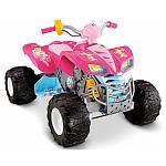 "Power Wheels Fisher-Price Kawasaki KFX Quad Ride On - Barbie -  Power Wheels - Toys""R""Us"