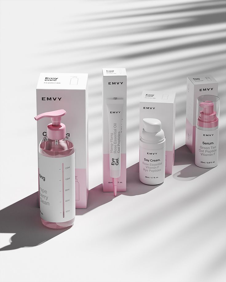 EMVY Branding & Packaging von Choice Studio   – product staging