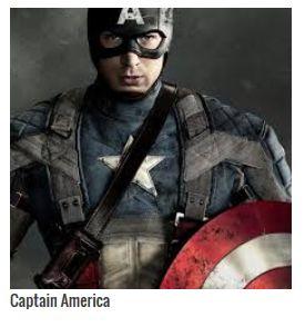 Avani's Online Shop: OceanSeven's Clothing - Captain America