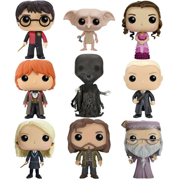 FUNKO POP! MOVIES HARRY POTTER HARRY POTTER TRIWIZARD
