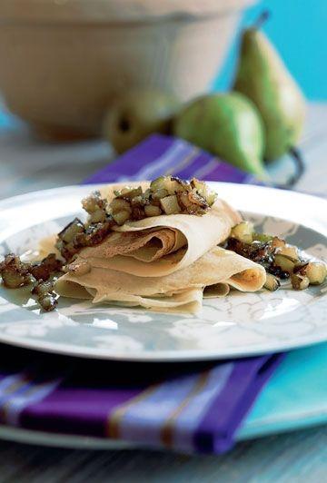 Giv de klassiske pandekager en opdatering med lækkert og overraskende fyld