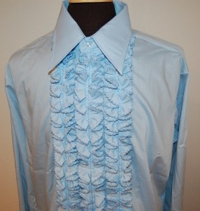36 best images about game show host costume on pinterest for Powder blue tuxedo shirt