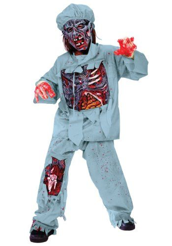 Scary Halloween Costumes for Kids | WebNuggetz.com
