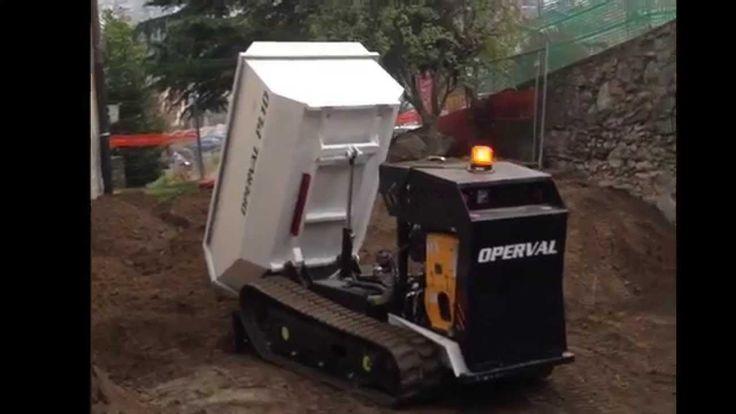 DUMPER PL10 Operval www.operval.com