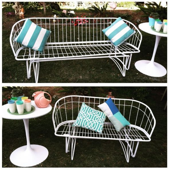 56 Best Images About Homecrest Sold With The House On Pinterest Iron Patio