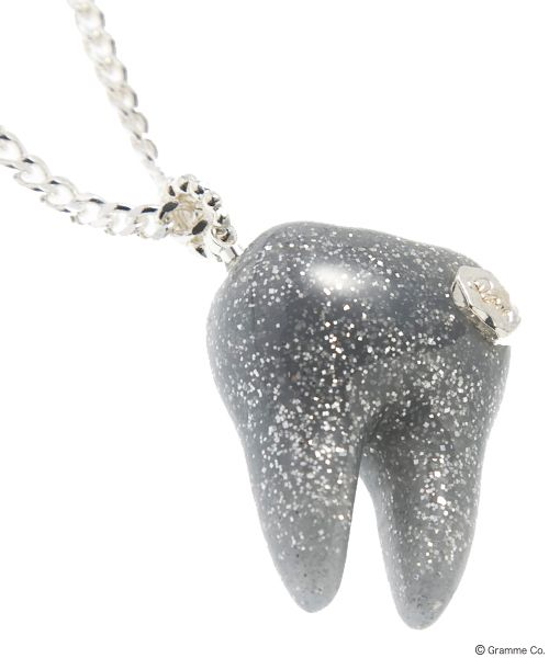 Tooth Necklace (SLV)