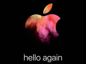 Apple to debut new Macs at October 27 'Hello Again' event