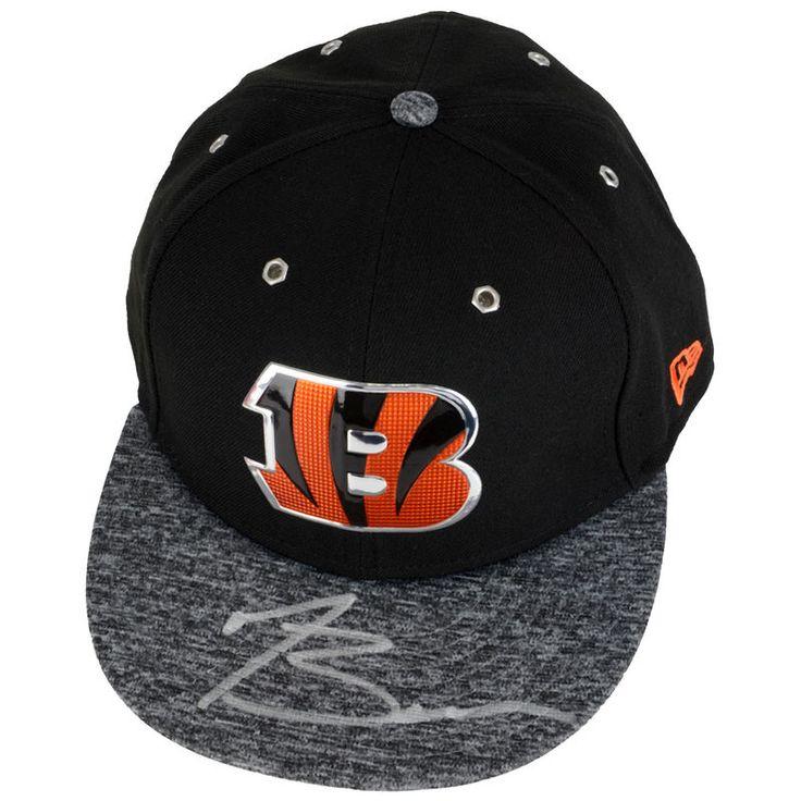 Tyler Boyd Cincinnati Bengals Fanatics Authentic Autographed New Era 2016 Draft Day Cap