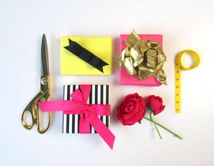 Tutorials for three ribbon bows