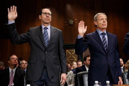 With AT&T and Time Warner Battle Lines Form for an Epic Antitrust Case