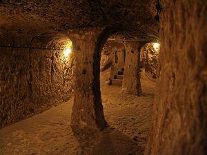 Cappadocia Selime village, Agzikarahan, Nar Lake and Underground City