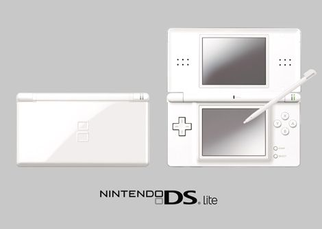 DS Lite features • Smaller and lighter version of the Nintendo DS™ •  Weights just