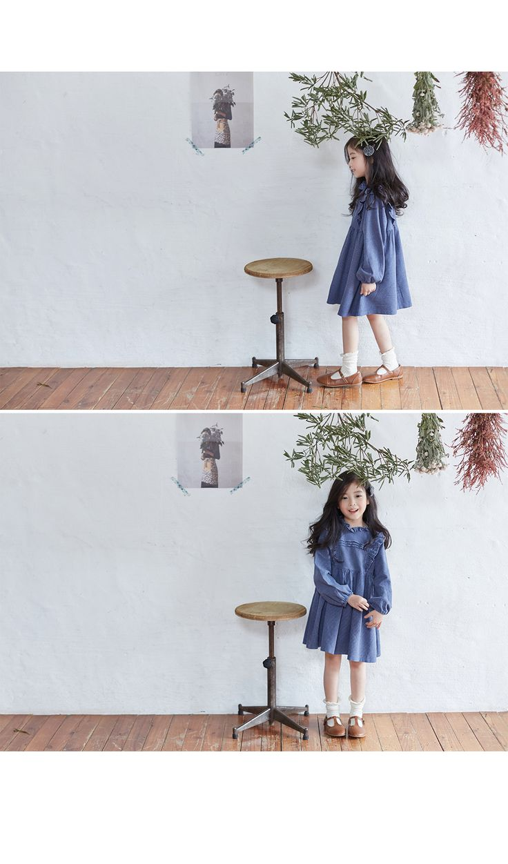 Windowpane Checkered Dress | The Jany | KID STYLE AND FASHION