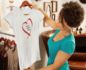 Much Loved Mum T-Shirt...