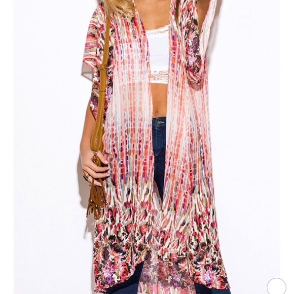 102 best Kimono Cardigans images on Pinterest | Kimono cardigan ...