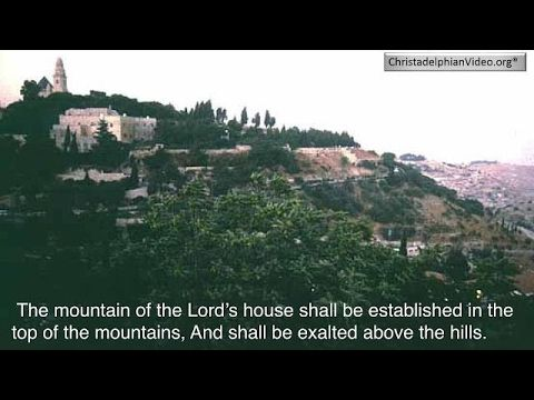 The Mountain Nature of The Kingdom Of God - Visions of the Kingdom Age N...