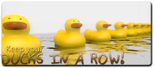 ducksrow