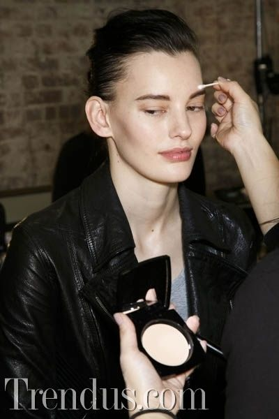 NYFW Jason Wu 2014 Kış Backstage