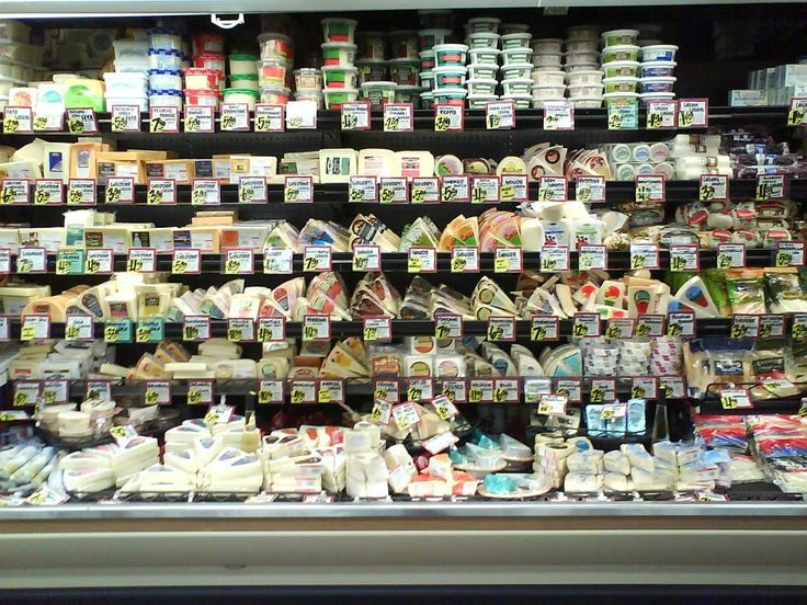 Trader joes cheese caselove this storeall their tjs