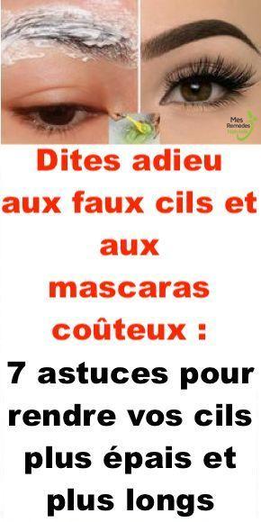 Dites adieu aux faux cils et aux mascaras coûteux : 7 astuces pour rendre vos cils plus épais et plus longs – Myriam