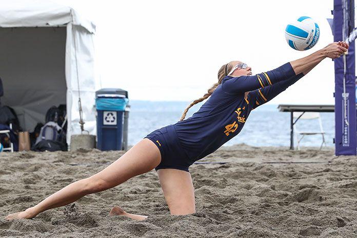 Jessica Gaffney Cal Berkeley Bears Cal Berkeley Ncaa Fsu Beach