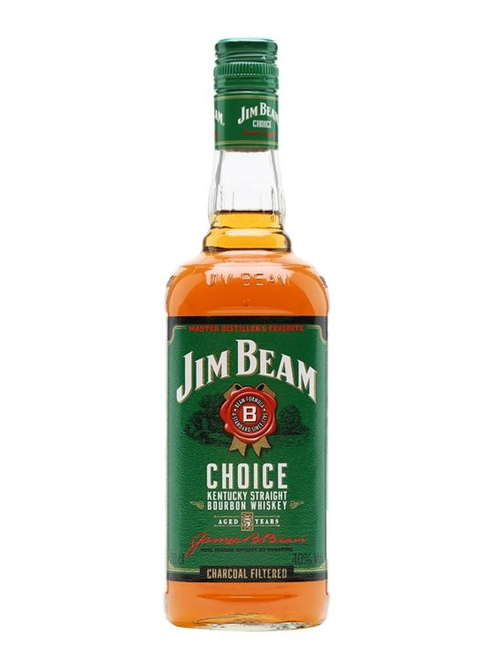 Jim Beam�s Choice / Green Label / 5 Year Old : The Whisky Exchange