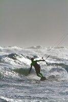 Cold Winter Fun  #KiteSurfing #MuriwaiBeach