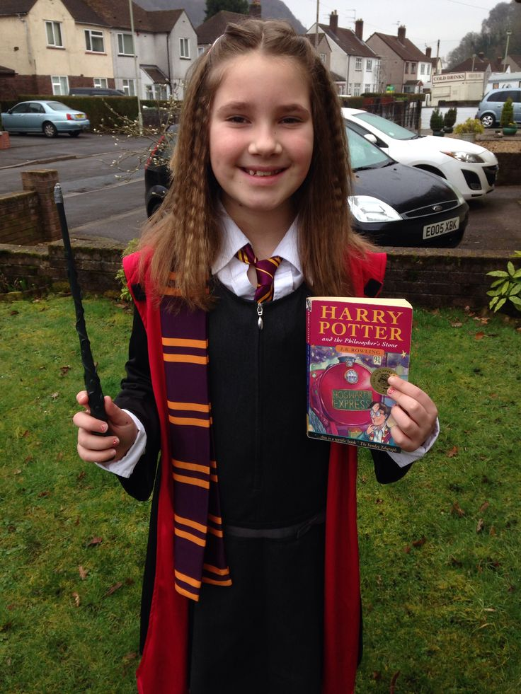 Hermione Granger for World Book Day 2014