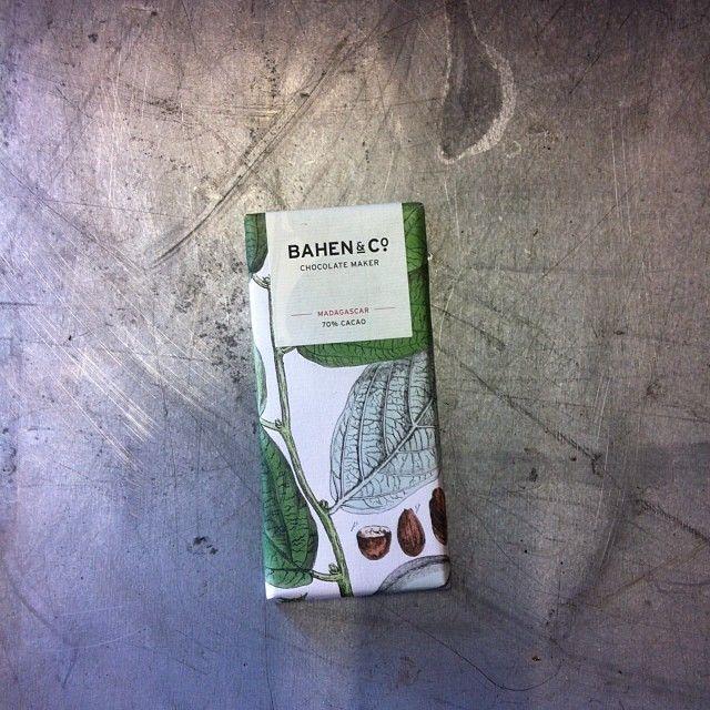 Bahen & Co Chocolate - Madagascar 70%