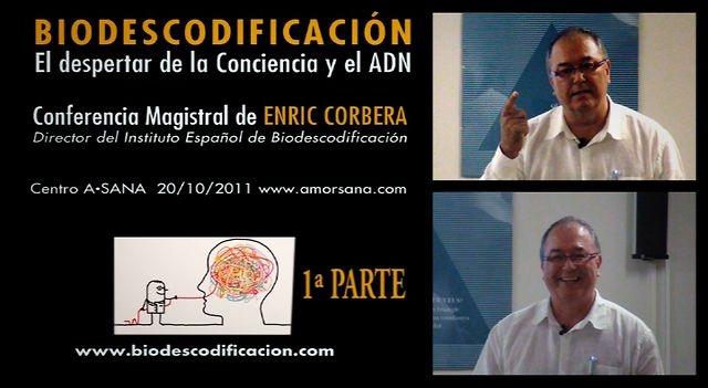 El despertar de la Conciencia y el ADN. Enric Corbera 1ª Parte de 2 by La Caja de Pandora. www.lacajadepandora.org // cajapandora1@gmail.com