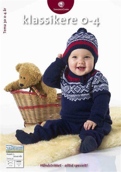 Tema 30: Modell 1 Marius genser rundt bærestykke #mariusgenser
