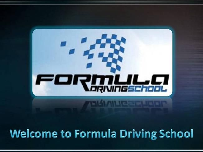 Welcome to Formula Driving School