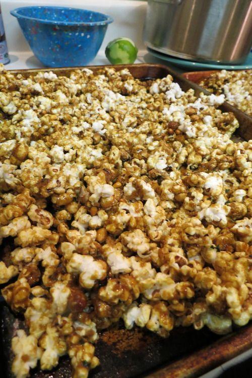 Coconut Curry Popcorn Recipes — Dishmaps