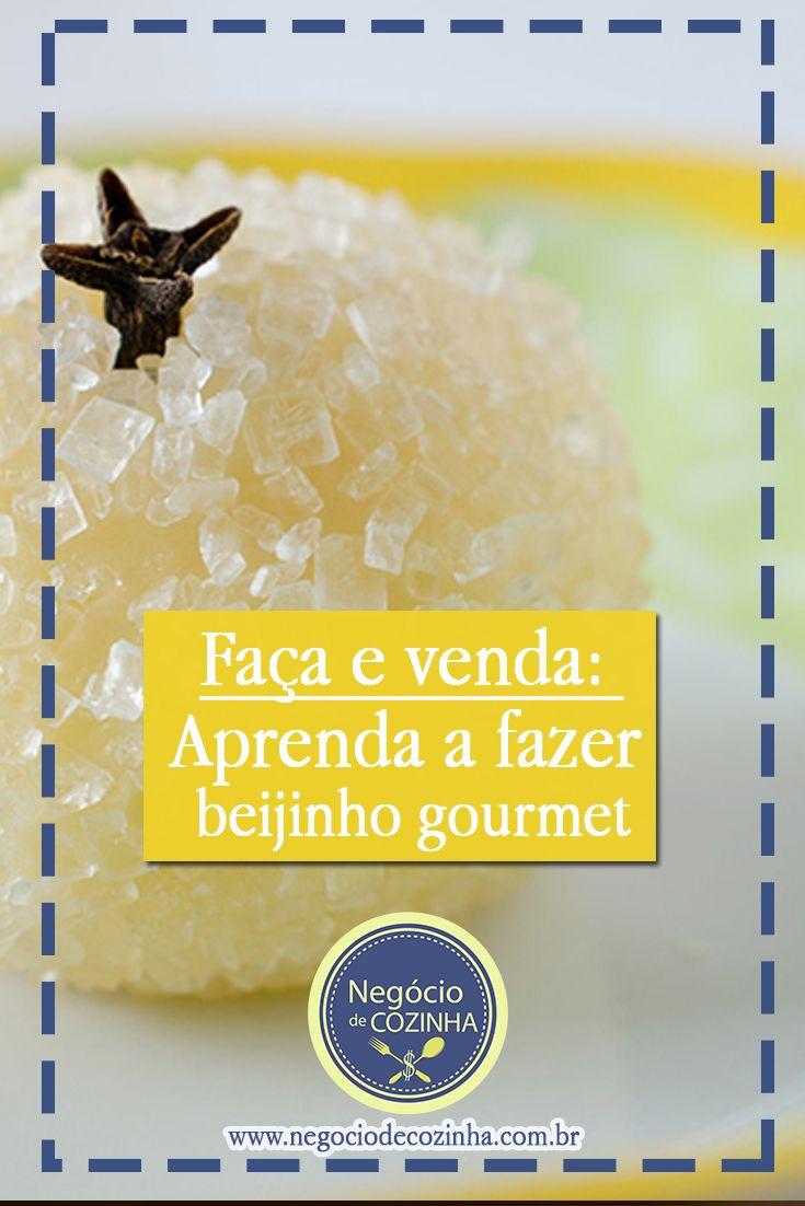 Aprenda uma deliciosa receita de beijinho gourmet!   Essa é para você fazer, vender e começar o seu próprio negócio!  #beijinho #beijinhogourmet #facaevenda #novidades #ganhedinheiro #rendaextra