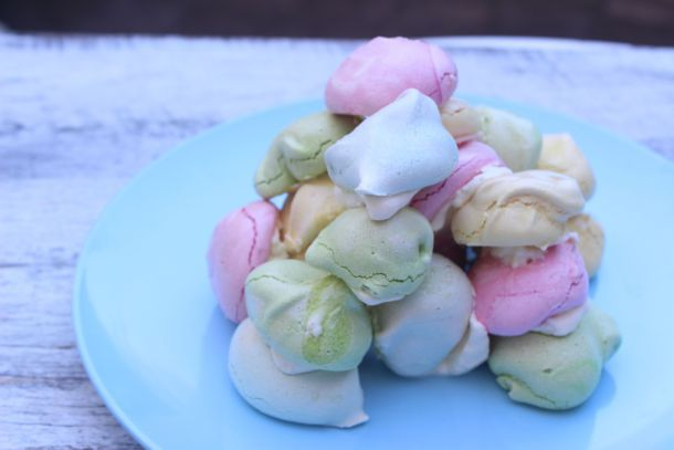 Viv's Baby Meringues | The Quirk and the Cool